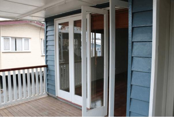 MAbel front verandah